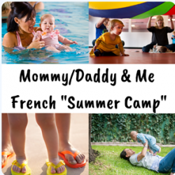 french summer camp